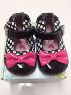 Baby Girl Minnie Mouse Shoes Size 4