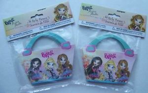 Lot 8 Bratz Fashion Fairy Pixiez Doll Favor Treat Box Birthday Party Supplies