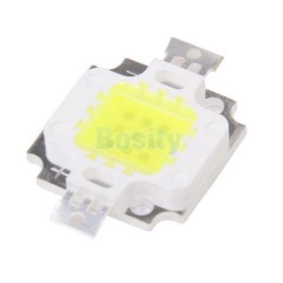 3X 10W White High Power LED Lamp Light DC12V 14V Driver 6500K 850 LM