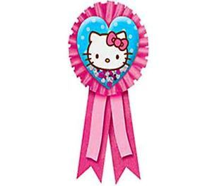 Hello Kitty Birthday Confetti Award Ribbon Party Supplies Gift Favor New