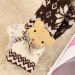 Pet Dog Puppy Fashion Warm Neck Wrap Scarf Neckerchief Party Dress Up s M L