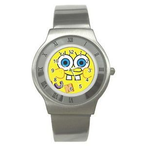 Spongebob Stainless Steel Watch Men Sport Extreme