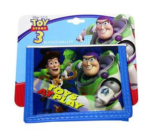 12 Disney Toy Story Buzz Woody Kids Bifold Wallet Prizes Birthday Party Favors