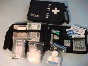 PSV Coach Minibus Car Vehicle First Aid Kit Soft Case