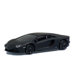 Lamborghini Aventador Sports Car USB Memory Stick Flash Pen Drive 8GB Black