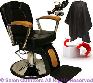 New Professional Hydraulic All Purpose Barber Styling Hair Chair Salon Equipment