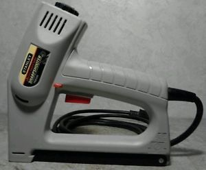Stanley Electric Heavy Duty Sharpshooter TRE500 Staple Gun