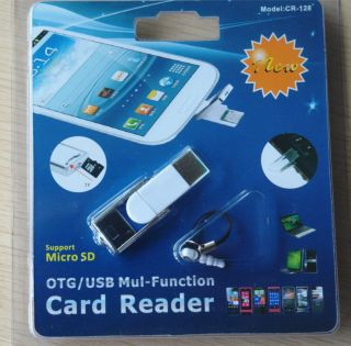 Micro OTG Function USB TF Card Reader USB Flash Drive for Samsung Nokia Sony PC
