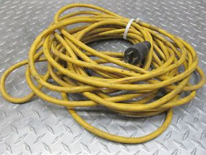 Single Phase 30 Foot Approx Extension Cord 220V