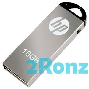 HP V220W 16GB 16g USB Flash Pen Drive Memory Disk Stick