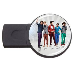 One Direction Irish Boys Band USB Memory Flash Drive 4GB