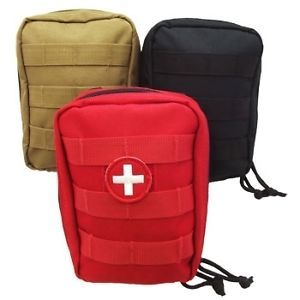 ACU Every Day Carry EDC New Tactical Trauma Kit Survival Military First Aid Kit