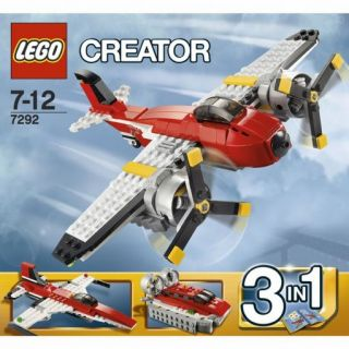 Lego Propeller Adventures 7292