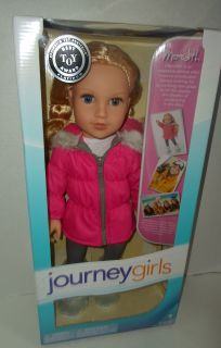 "Journey Girl Doll 18"" inch Soft Bodied Doll Meredith"