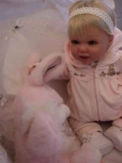Cute Reborn Baby Girl Doll Would Make A Great Easter Gift
