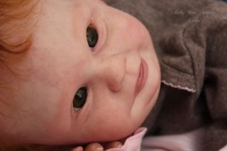 Babymine Letha Le 109 500 Reborn OOAK Baby Doll Girl 21in Joy Gregory 7lb 3oz
