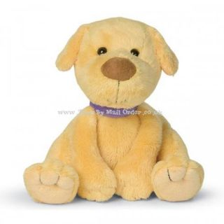 Manhattan Toy Waggles Starr Labrador Dog Soft Plush Childrens Toy