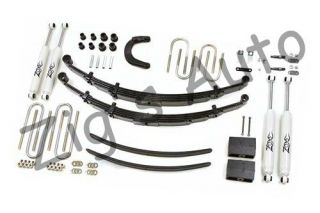 Zone Offroad 6'' Suspension Lift Kit for 88 91 Blazer Jimmy Suburban 2500 4WD