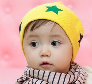 New Baby Toddler Infant Boy Girl Kid Children Cute Soft Cotton Pink Blue Hat Cap