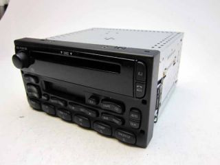 1998 Ford Lincoln Mercury CD Cassette Player Radio Stereo 2L5T 18C868 AB
