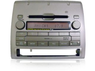 05 06 07 08 09 2010 Toyota Tacoma XM Radio Aux  6 Disc CD Changer Player