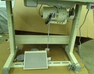 Singer 191D 30 Industrial Commercial Grade Straight Stitch Sewing Machine