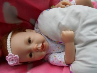 Cute Reborn Babies Lifelike Toddler Infants Baby Kids Presents Gifts Forchildren