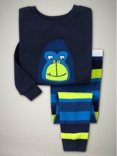 "Baby Toddler's Clothing Boys Girls Pajamas Sleepwear Kids Pajamas""Gorilla""210"
