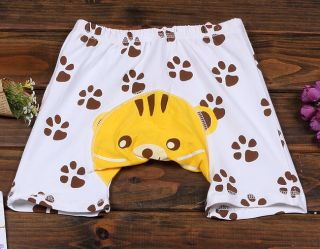 New 3 15 Months Baby Fruits Animal Cotton Big PP Five Pants Shorts BA011