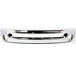 New Bumper Front Chrome RAM Truck Dodge 1500 2008 2007 2006 2005 Car 55077946AA