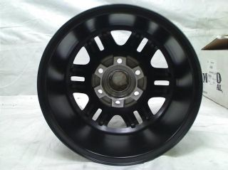 "Moto Metal Series MO951 Gloss Black Machined Wheel 16x8"" 6x5 5"""