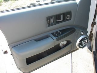 Impala SS and Caprice Front Door Speaker Pods