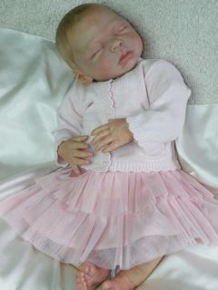 Precious BM Originals Reborn Baby Girl Zinny Winters Edition
