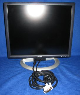 Dell UltraSharp 1901FP Gray 19 inch Flat Panel LCD Monitor Professional Series 477860948404