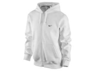 NWT Nike Classic Fleece Full Zip 2 Pockets Soft Jersey Cotton Men's Hoodie