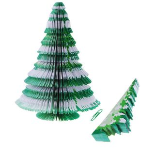 1pc New Christmas Tree Shaped Memo Pad Paper Desk Note Gift