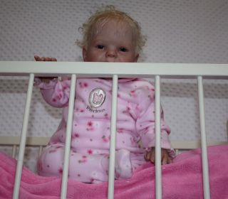 Doves Nursery ♥ Real Life Reborn Baby Girl ♥ Downs Syndrome Reborn Toddler ♥