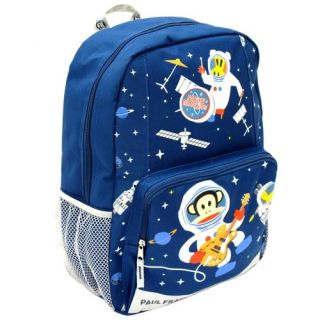 Paul Frank Julius Backpack Bag Space Moon Monkey New