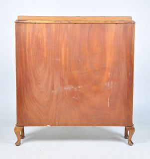Art Deco Display Cabinet 1930s 40s ASTRAGAL China Cupboard Bookcase