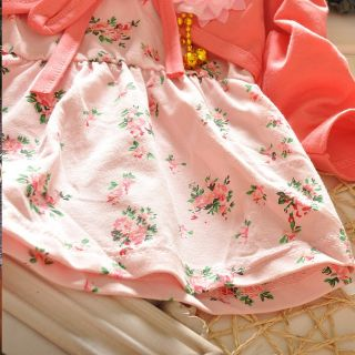 1pc New Baby Girls Dress Skirt Girls Tutu Clothes Flower Size 0 36months