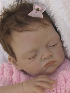 SWEETBUBS4U Reborn Newborn Baby Girl Kelly Ann by Romie Strydom
