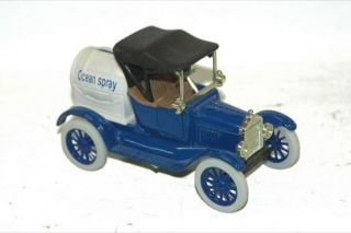 "Ertl ""1918 Ford Model ""T"" Runabout Car Bank New"