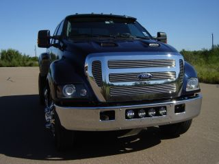 2007 Ford F 650 Crew Cab Custom Dominator