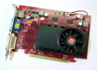 ATI Radeon HD 5550 512MB DDR3 HDMI DVI VGA PCIe Graphics Card