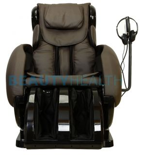 New Beautyhealth BC Supreme B Shiatsu Built in Heat Massage Chair Zero Gravity