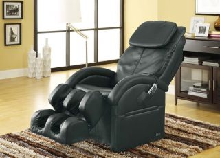Cozzia Power Massage Chair Coaster 610001 Remote Controlled Foot Calf Massager
