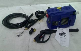 AR Blue Clean AR610 Industrial Grade 1 800 PSI 2 1GPM Electric Pressure Washer