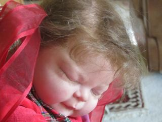 Beautiful Reborn Baby Doll Girl 23'' by Cindy Musgrove
