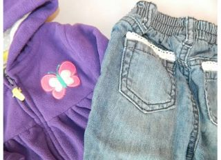 Baby Girl Winter Clothing Lot Size 3 6 Months Gymboree Baby Gap Etc