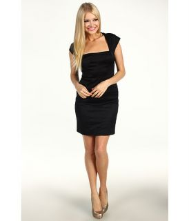 Nicole Miller Square Neck Sheath Dress $174.99 (  MSRP $385